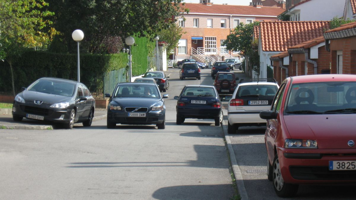 Una calle de La Fresneda.