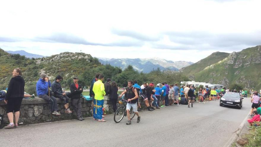 Cuitu Negru y Lagos de Covadonga, se perfilan como finales de etapa de la Vuelta a España de 2021