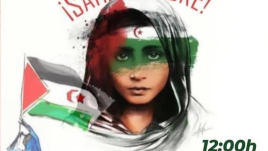 """Convocada una concentración por """"un Sáhara libre"""" en Zamora"""