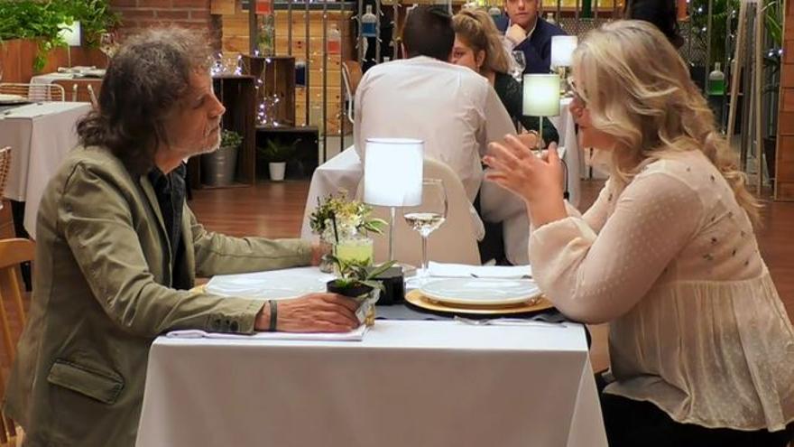 """Imanol se define como """"vegetarista"""" en 'First dates': """"Defiendo los derechos de las plantas"""""""