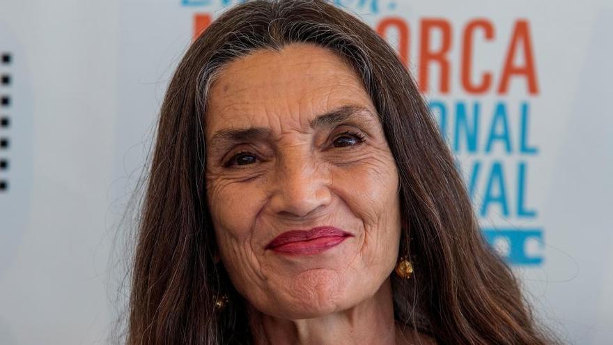 """Ángela Molina: """"La cultura es un estandarte de libertad"""""""