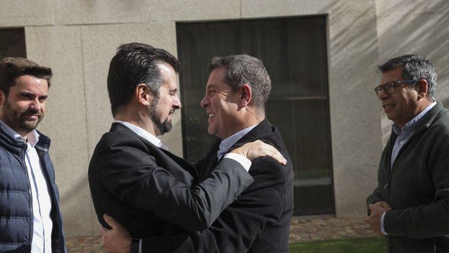 Tudanca pone como ejemplo las políticas de Castilla-La Mancha