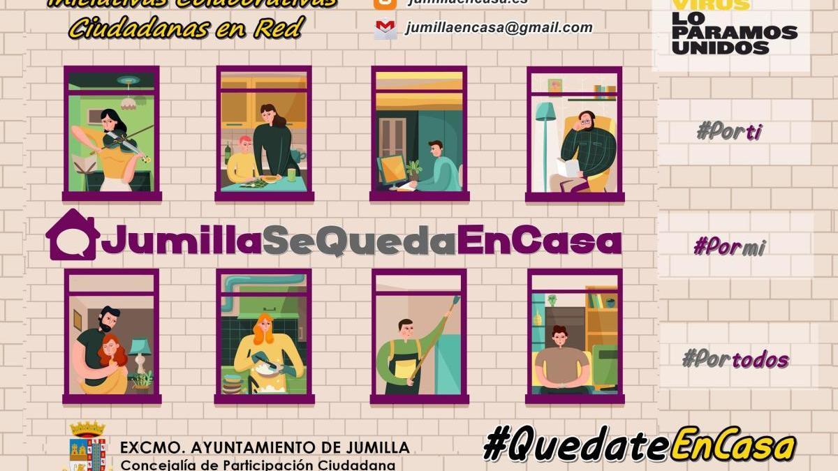 Nace jumillaencasa.es, una web donde se agrupan todas las iniciativas ciudadanas