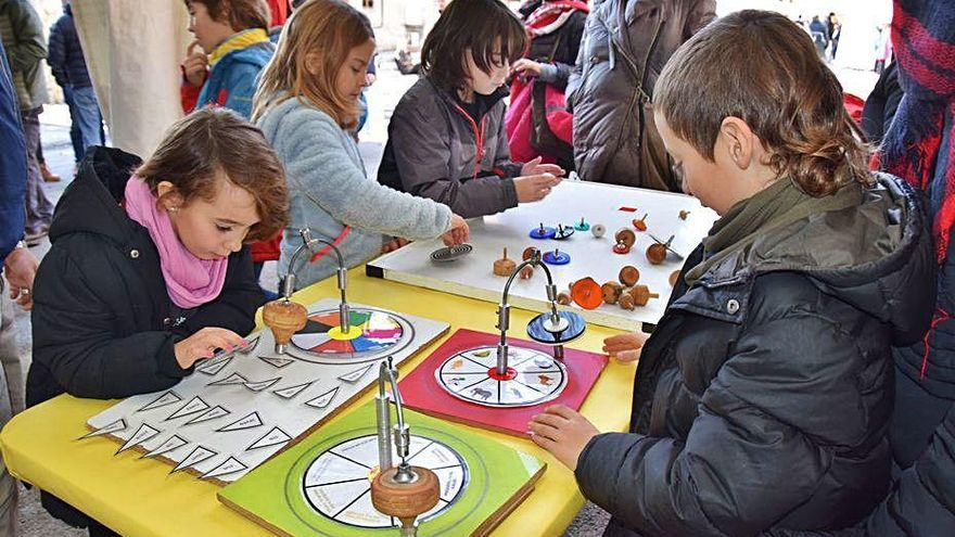 Berga celebrarà la vuitena edició de la Fira del Joc i de Nadal en format virtual