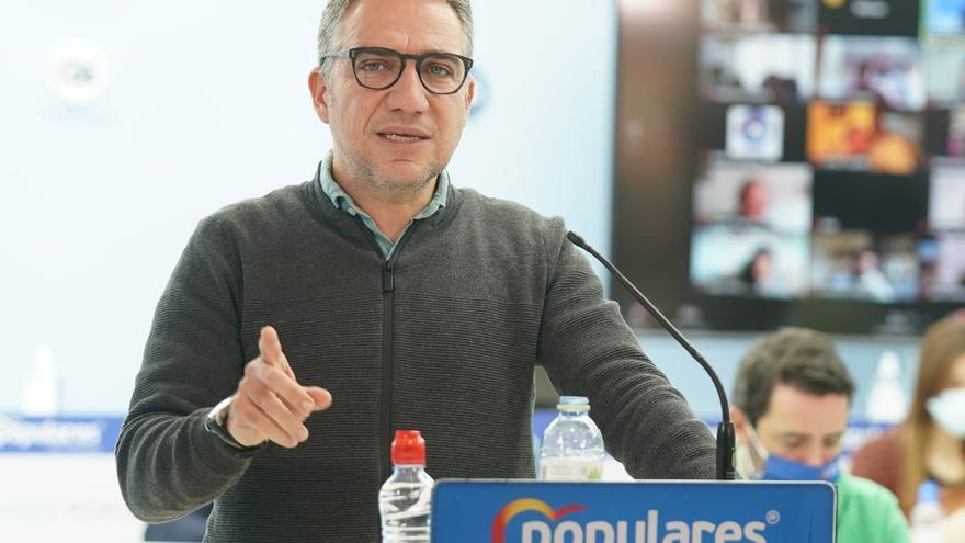 Bendodo se presenta a revalidar la presidencia del PP de Málaga