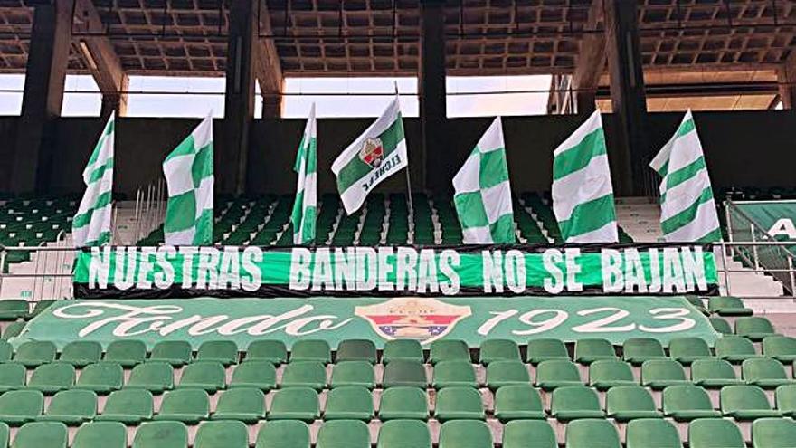 El mensaje del seguidor llega al Martínez Valero