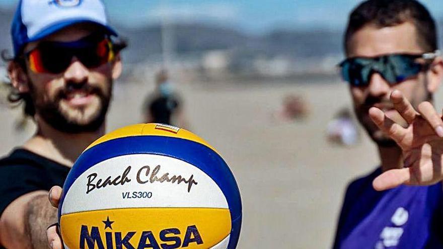 La Malvarrosa inaugura el Circuito Mediterranean Beach Volley