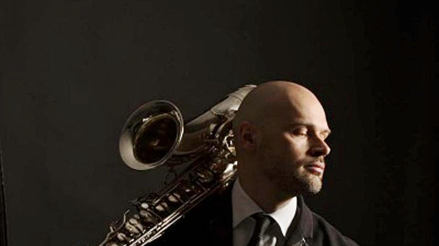 El jazz lituano de Kestutis Vaiginis debuta en el Jimmy Glass