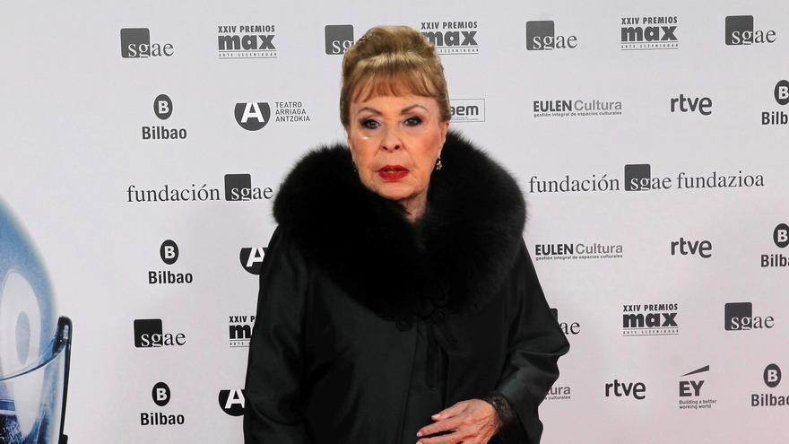 """Gemma Cuervo, premio Max de Honor: """"Espero ser siempre valedora de este premio de honor"""""""