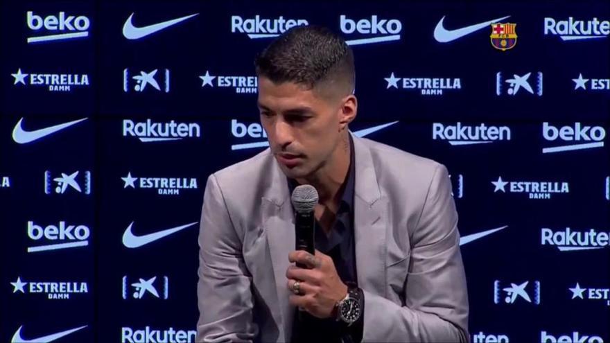 L'adéu de Luis Suárez
