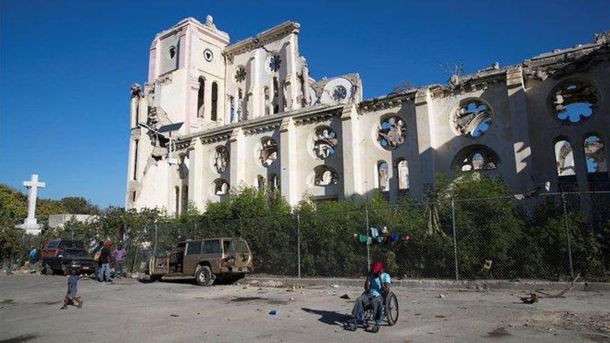 Haití no levanta cabeza diez años después del terremoto