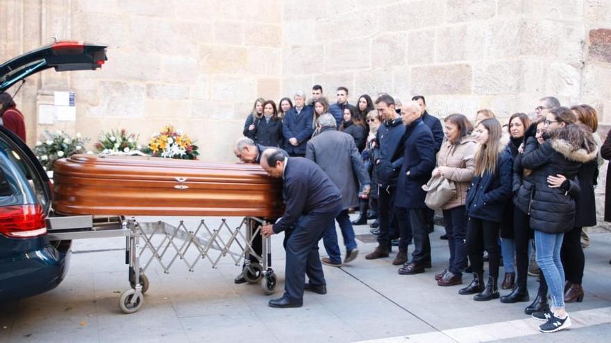 Último adiós a Luis Cid Fontán