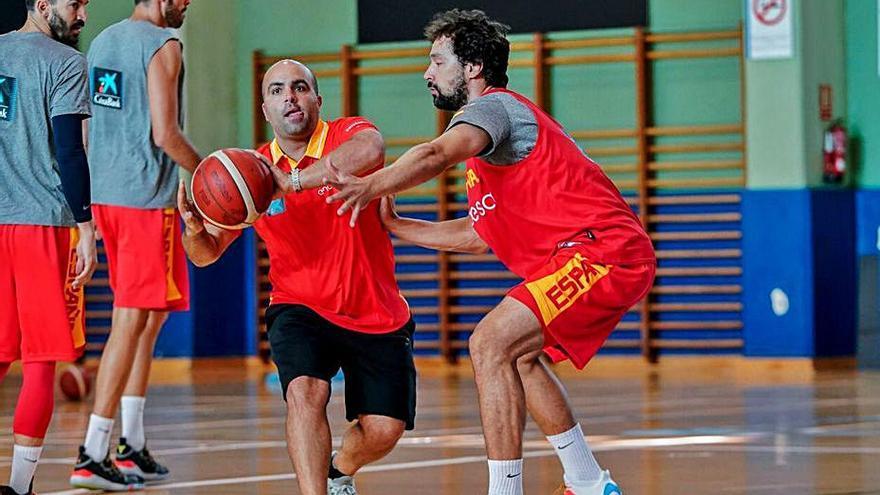 Víctor García, en la lista de asistentes de la selección española para los Juegos