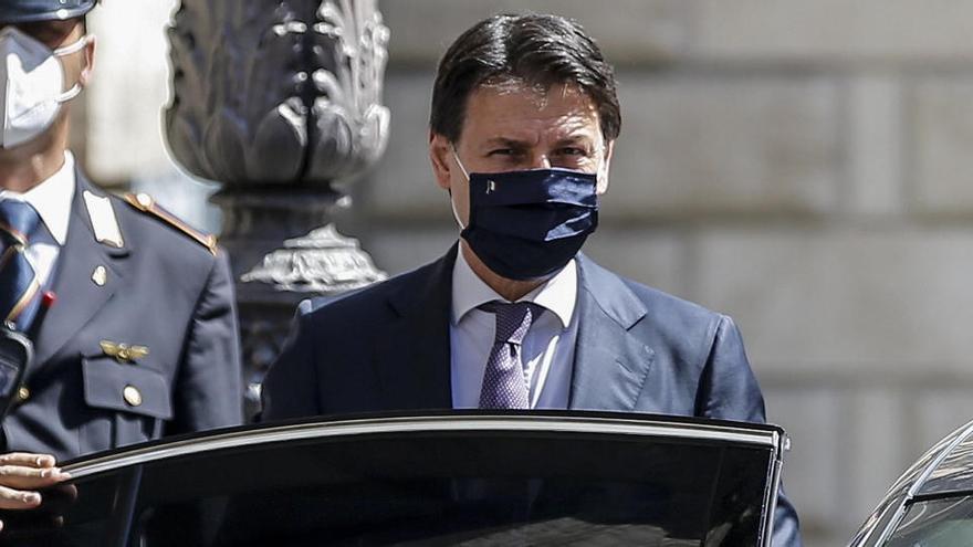 """Conte declara ante la Fiscalía: """"Actué en base a la ciencia"""""""