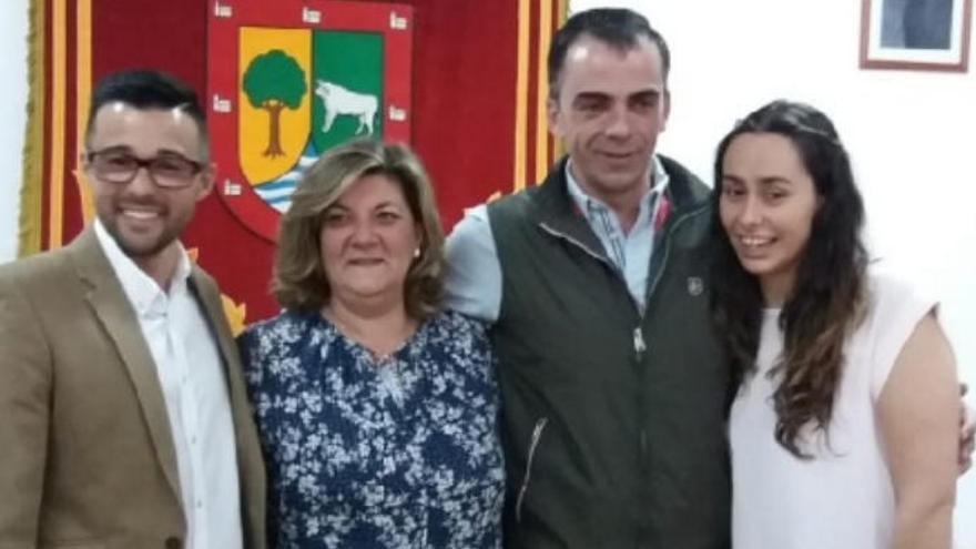 Un joven canario, alcalde de un pueblo de la Sierra de Madrid