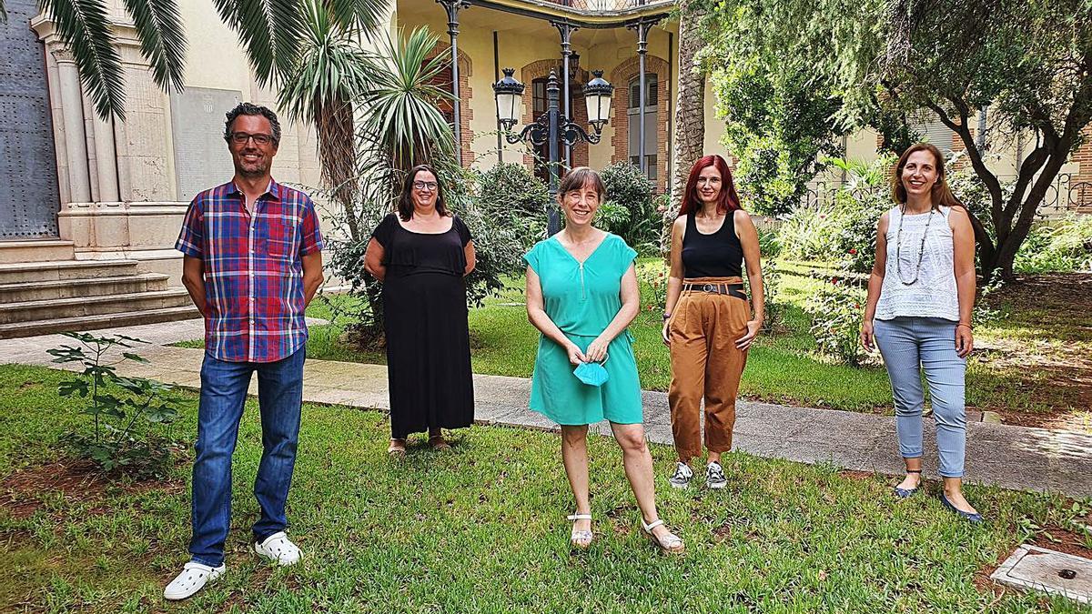 Professionals dels hospitals de Castelló i l'UJI que han participat en l'estudi. | LEVANTE-EMV