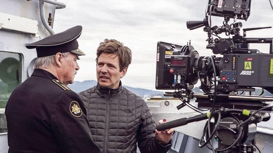"""Thomas Vinterberg: """"El Kursk acabó con la libertad de prensa en Rusia"""""""