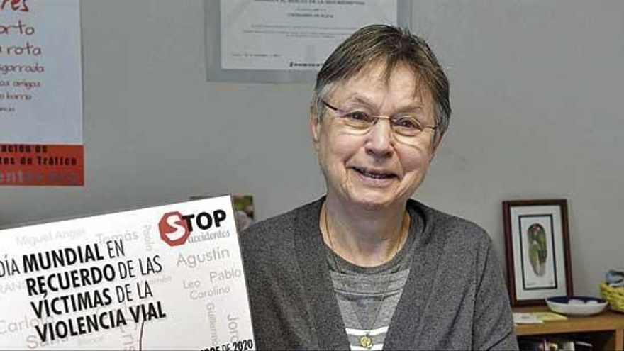 """Jeanne Picard: """"Si los jueces aplicasen la ley con rigor, habría muchos más delincuentes viarios en prisión"""""""