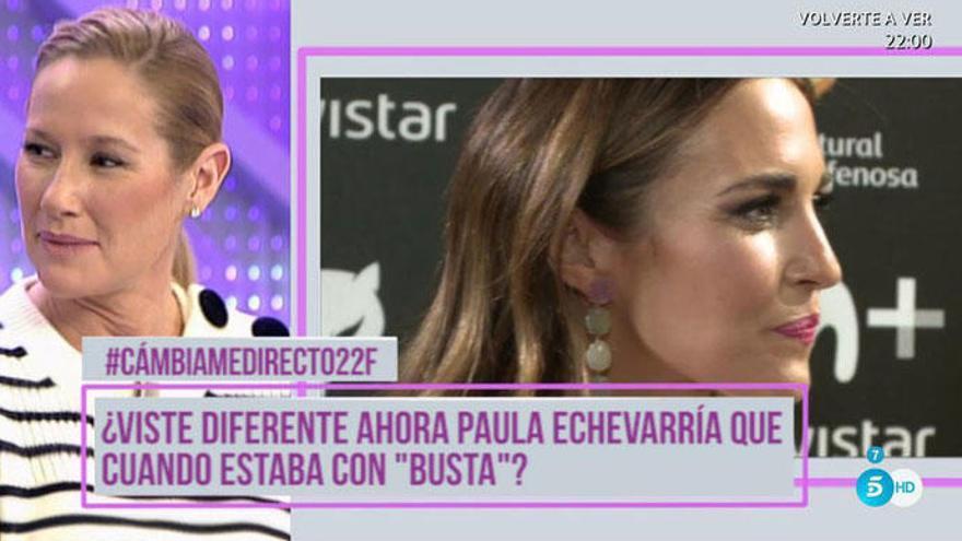 """Fiona Ferrer, de Paula Echevarría: """"No es una mujer elegante"""""""