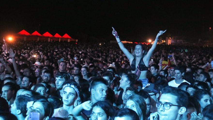Girona i Olot habilitaran dos punts per fer tests d'antígens als assistents del festival Canet Rock