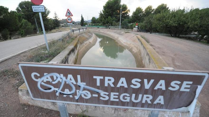 Murcia eleva al 40% la pérdida de agua para el regadío por el Plan del Tajo