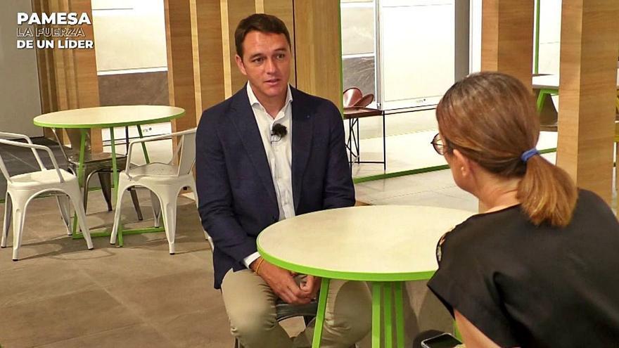 Medi TV entrevista a Eduardo Caballer, de Ecoceramic