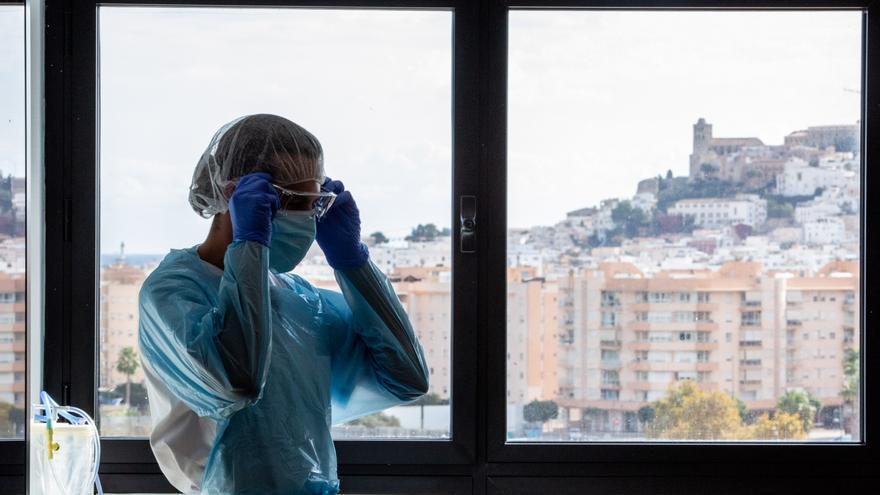 Aumentan a 146 los casos activos de covid en Ibiza y Formentera
