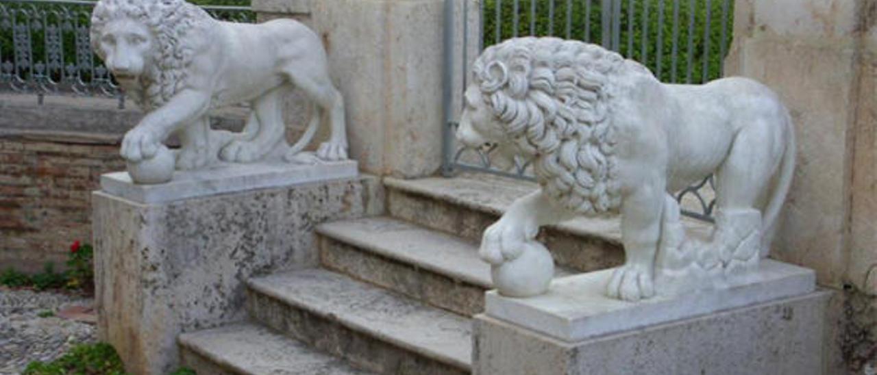 Los leones de Ripalda