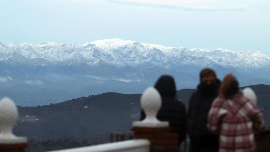 Y después de la lluvia y la nieve de Filomena... el frío