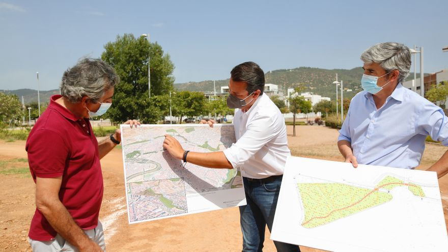 La primera fase del Parque del Flamenco concluirá en noviembre