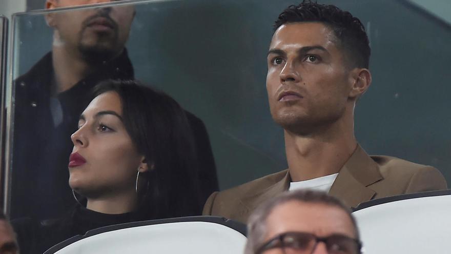 Cristiano Ronaldo y Georgina, submarinismo y paella en Mallorca