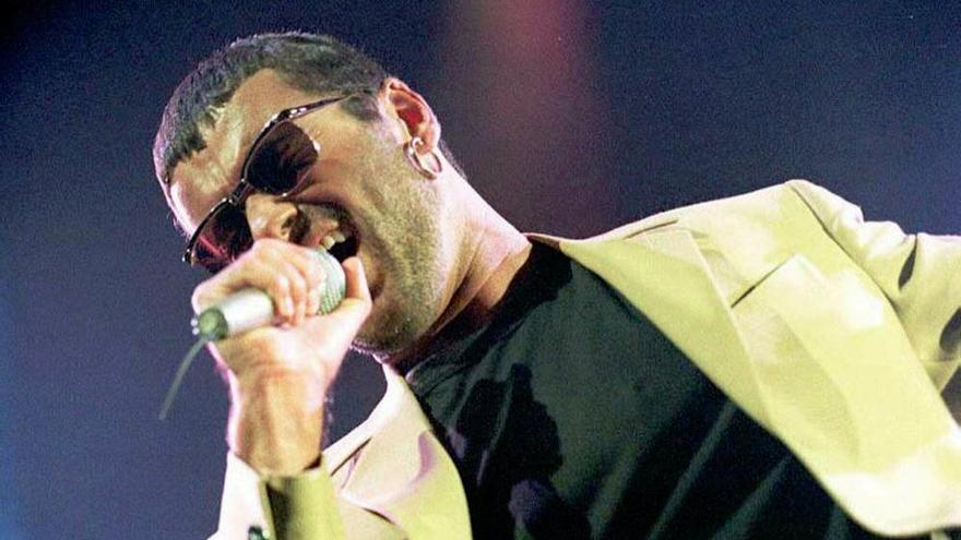 La vida de George Michael, en imágenes