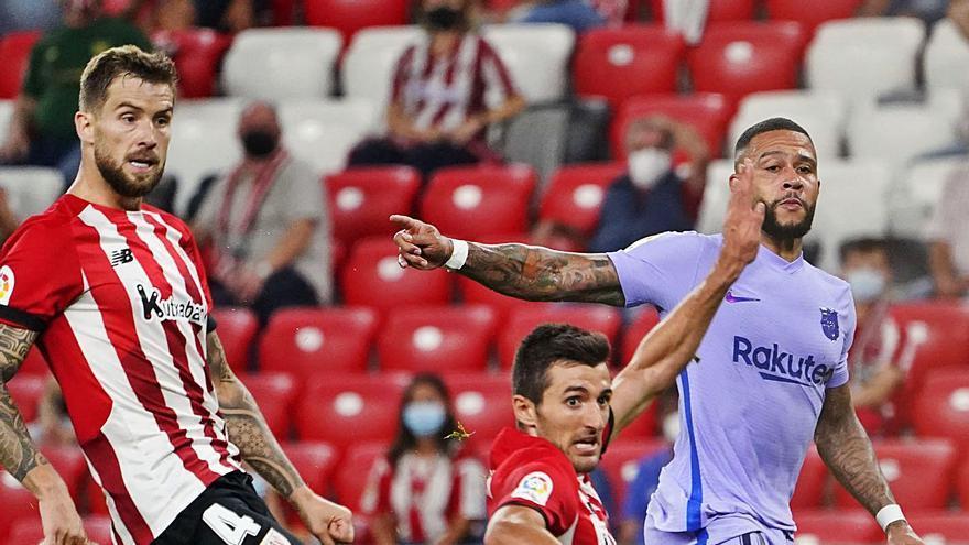 Memphis rescata al Barcelona