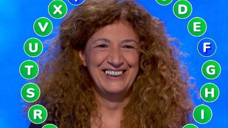 La audiencia, sorprendia con la edad de Sofía Álvarez, ganadora del bote de Pasapalabra