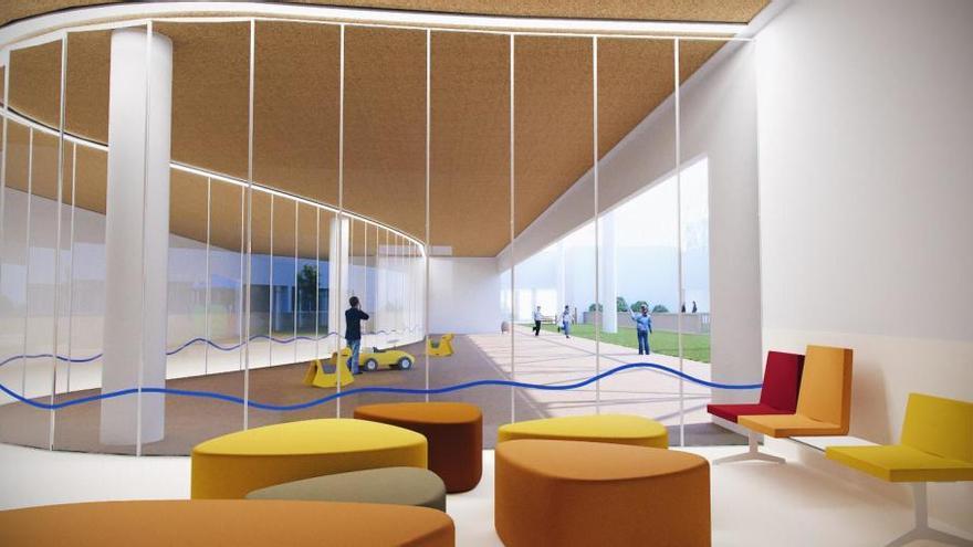 El futuro de la estación de autobuses de Vigo