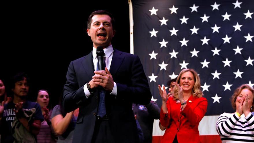 Así son Buttigieg y el resto de candidatos en las primarias demócratas de EEUU
