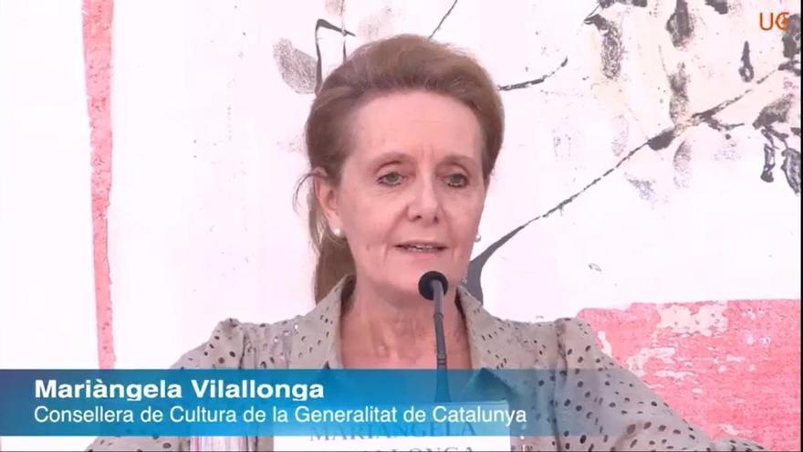 Mariàngela Vilallonga evoca Carner: la llengua era per a ell «un dels pilars de Catalunya»
