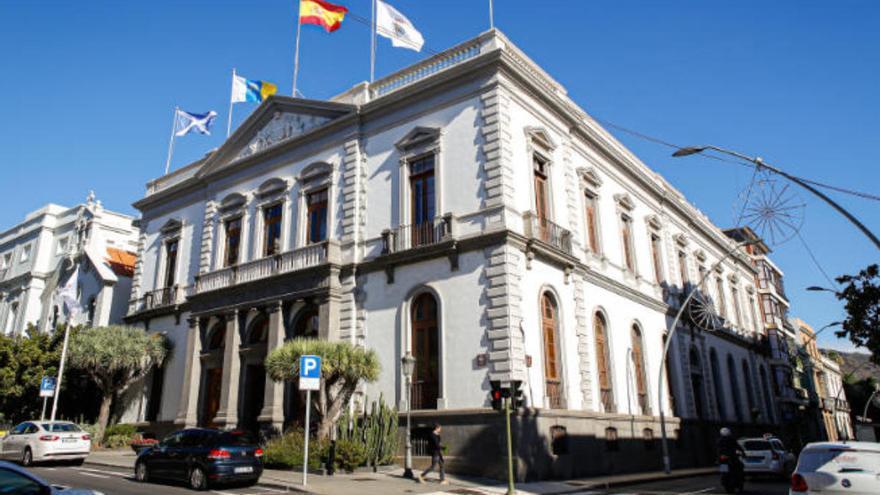El presupuesto del Ayuntamiento de Santa Cruz de Tenerife cae un 8,3% hasta los 259 millones