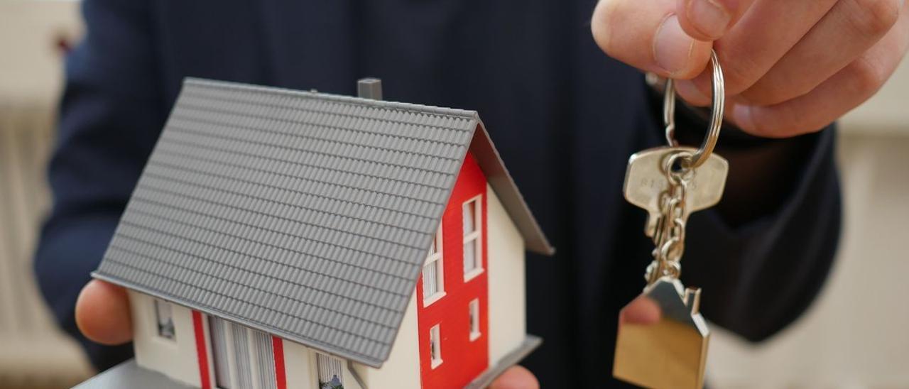 El renting inmobiliario fue una alternativa en la anterior crisis.