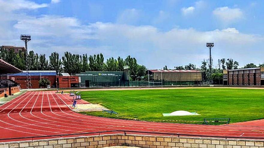Deporte y aventura en la Ciudad Deportiva