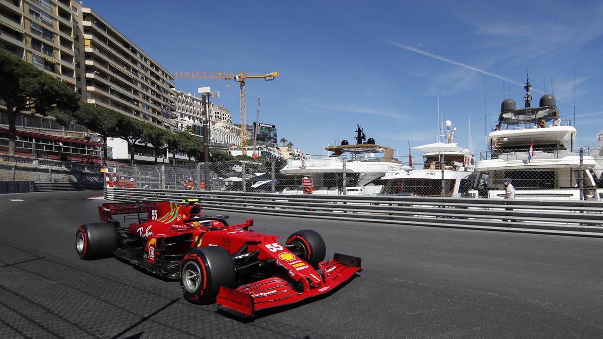 El piloto español, Carlos Sainz.