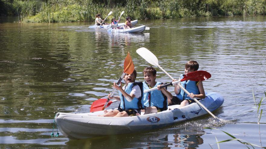 Més de 1.500 nens i nenes participen en la Jornada de Recreació i Esport