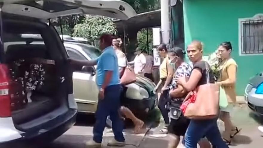 Último adiós a Katia en Nicaragua, mientras su asesino ingresa en la cárcel de Zuera