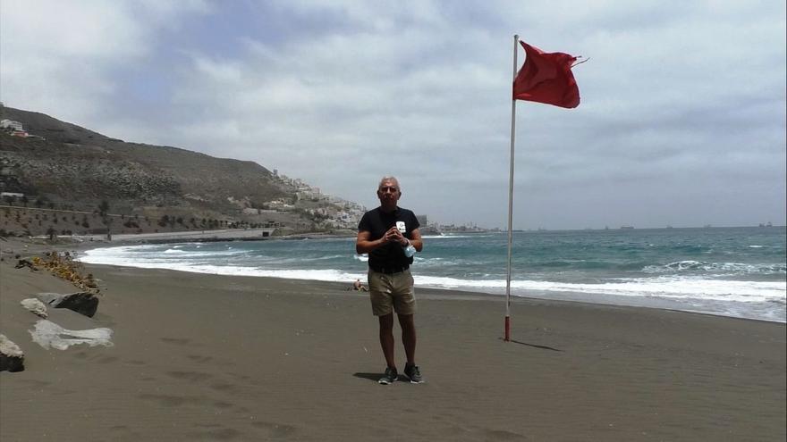 Las Islas precisan 500 socorristas más para cubrir la seguridad en las playas