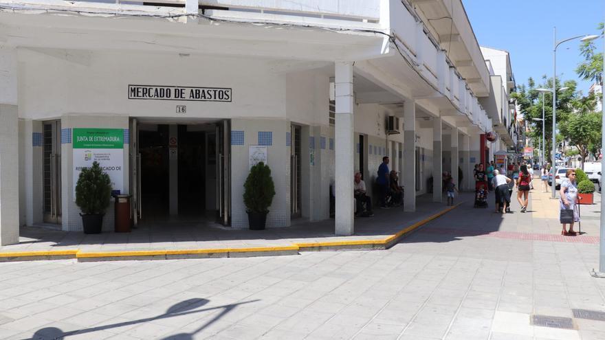 Los puestos del mercado de Villanueva serán trasladados a la avenida de Chile
