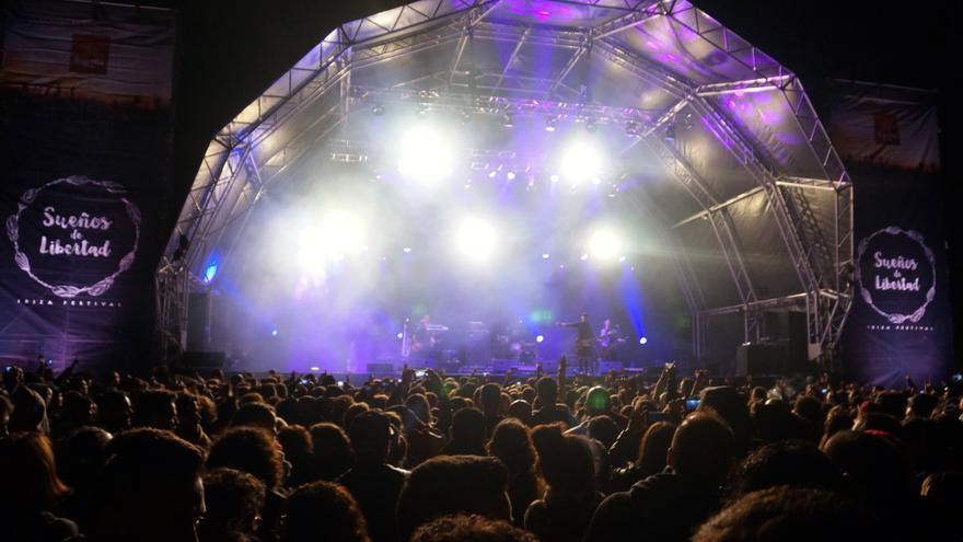 Gana dos abonos para disfrutar del Festival Sueños de Libertad en Ibiza