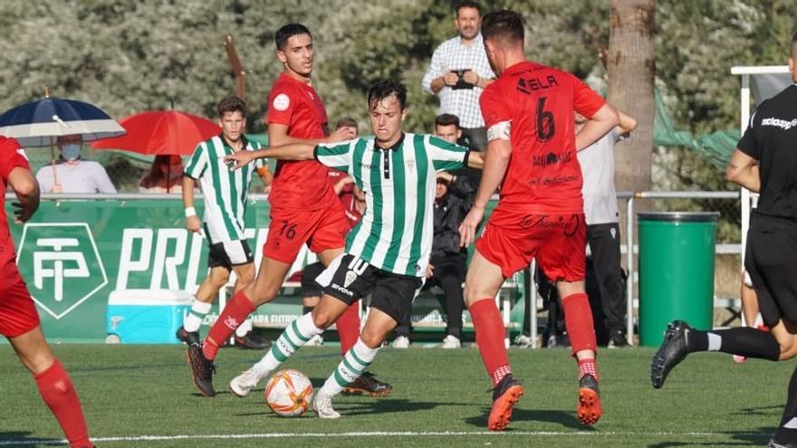 El Córdoba B pierde frente al Xerez su primer partido del curso