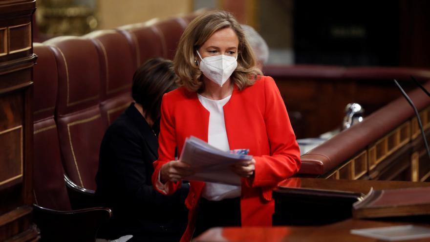 El Congreso aprueba el plan de ayudas directas a empresas con una elevada abstención