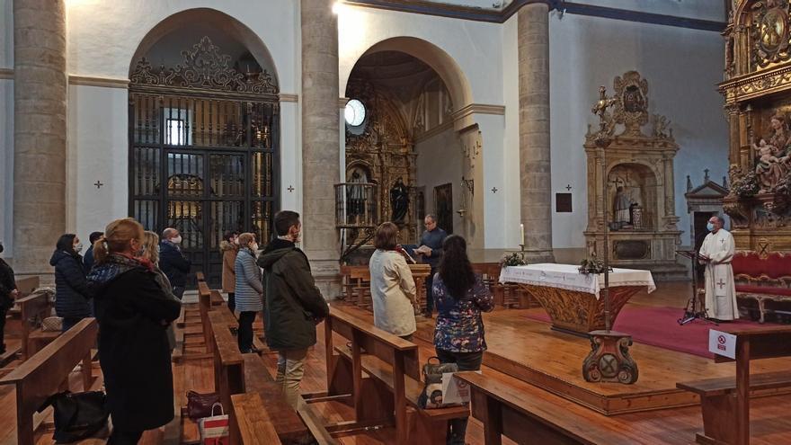 Los 150 profesores de religión de Zamora reciben la Missio Canónica