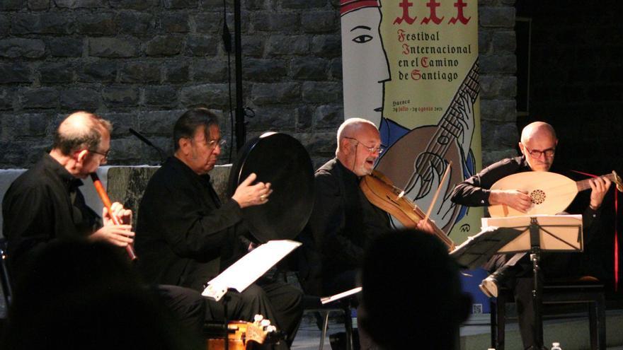 Cuarteto de Urueña, ejemplo de veteranía y proximidad